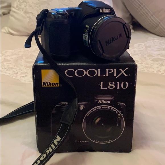 Nikon Other - Nikon COOLPIX L810 camera